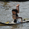 Yoga on Paddleboard / Hudson River Park