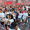 REVLON RUN / WALK FOR WOMEN / Times Square to Central Park