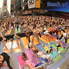 SUMMER SOLSTICE  IN  TIMES SQUARE  /   Mind Over Madness