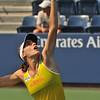 US OPEN TENNIS TOURNAMENT 2013 - Andrea Petkovic - New York City