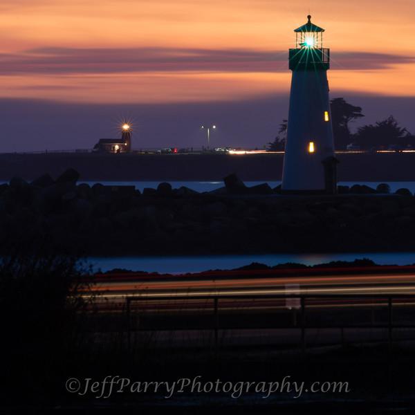 Santa Cruz Lighthouses