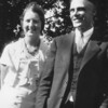 Joseph and Gertrude Strohl. July 1932