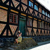 Another fine old half-timbered building  ...