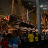 Vasa: Initial view with crowd of viewers