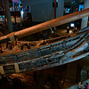Vasa: View of the prow (note 2 viewers below for scale)