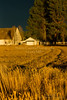 Vivid sunset hues on the old Conkin property outside of Sisters, Oregon - Gary N. Miller - Sisters Country Photography