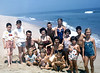 56  *Schmidt and Bradlee families at the ocean *1950's *Wellfleet