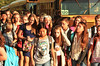 First day of class at Pennfield Middle School.   Tuesday, September 2, 2014.   Photo by Geoff Patton