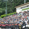 José Quezada — For the Times-Standard<br /> <br /> A large crowd celebrates the latest cadre of graduates passing into post-secondary life as McKinleyville High School conducted it's 51st Commencement ceremony Thursday at Humboldt State's Redwood Bowl Thursday afternoon.