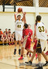 NBHS Boys JV Basketball vs Coquille - 0015