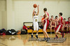 NBHS Boys JV Basketball vs Coquille - 0025