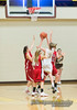 NBHS Girls JV Basketball vs Coquille - 0116