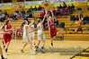 NBHS Girls JV Basketball vs Coquille - 0109