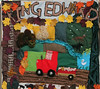 The Commonwealth Tapestry<br /> from September<br /> King Edward Primary School, Banffshire, Scotland
