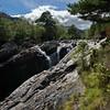 waterfall, Gleann Mòr