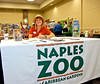 Amber Chaboudy invites people to visit the Caribbean Gardens at the Naples Zoo