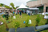 Florida FWC had an extensive outdoor display of techinques for living near the wild-1