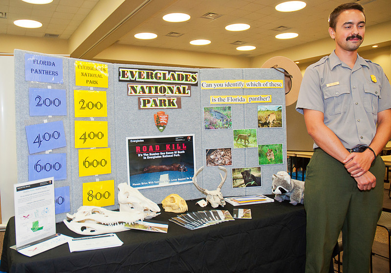 Play Jeopardy with Zach Dryer of the Everglades National Park