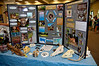 Details of the display set up by the Friends of the Florida Panther Refuge