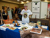 Debbie Trotta at the Friends of the Florida Panther Refuge display