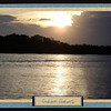 Golden Sunset, Intracoastal, New Smyrna Beach, FL
