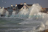 Cobo Bay The Rockmount storm waves breaking over sea wall 020214 ©RLLord 9056 smg