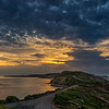 Point Nepean Sunrise and Clouds