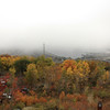 Foggy Morning, View from Enger Tower