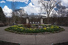 D119-2014  Pavilion of the Gateway Garden<br /> <br /> Matthaei Botanical Gardens, Ann Arbor, Michigan<br /> April 29, 2014
