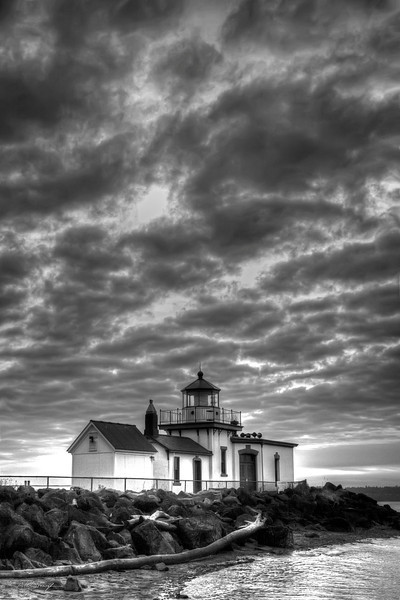 West Point Lighthouse (HDR)