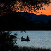 Fishermen at Pastorius Lake, Durango CO 7/2/13