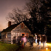 Old Sturbridge Village by Night