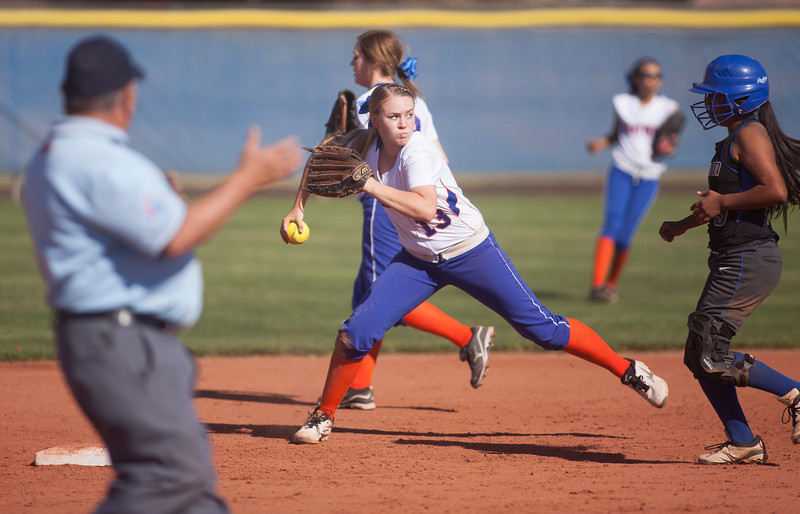 Westwood at Dobson Girls Softball