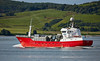 'Gripfisk' passing Greenock - 29 June 2014