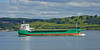 'Arklow Fame' passing Greenock - 29 June 2014