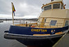 'Chieftain' - East India Harbour - 18 February 2014