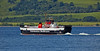 'Loch Tarbert' passing Greenock Esplanade - 6 July 2014