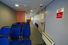 Below Decks on the 'MV Lochinvar' at Gourock Ferry Terminal - 25 July 2014