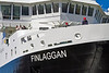 'MV Finlaggan' at James Watt Dock - 18 April 2014