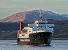 'Hebridean Isles' Passing Greenock - 10 November 2013