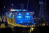 'Ben My Chree' at Inchgreen Dry Dock - 18 January 2014