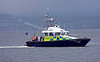 Police Launch - Gigha