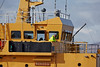 Pilot Guides the 'SD Warden' at Garvel Dry Dock - 7 April 2014
