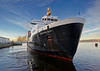 'Hebridean Isles' at James Watt Dock - 10 November 2013