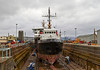 'SD Warden' in Garvel Dry Dock - 11 April 2014