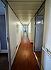 Ship's Corridor on the 'SD Victoria' at Great Harbour, Greenock - 27 August 2014