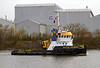 'Dutch Pioneer' Tug - Passing Braehead - 22 April 2013