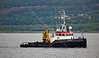 Tug 'Sea Golf' off Greenock Esplanade - 25 June 2014