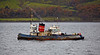 'Golden Cross' - Loch Long - 21 November 2013