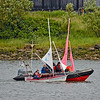 'Race To The Games' Flotilla near Erskine Bridge - 2 July 2014